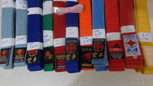 Cintas Karate O Taekondo