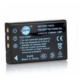 Bateria Para Drift Hd 170 Hd170 S Action Cam