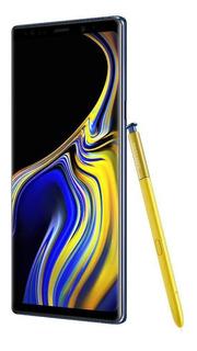 Smartphone Samsung Galaxy Note 9 Azul 128gb Câmera Dupla 12mp 4g M-n9600