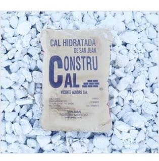 Cal Hidrata Construcal X 25kgs