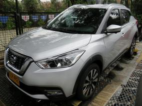 Nissan Kicks Excel 2019 Plata