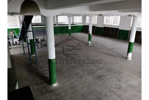 Imagem 1 de 6 de Galpão Armazém Industrial 2.400m² Vila Antonieta !!!