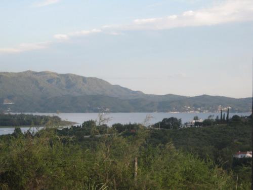 Imagen 1 de 14 de Excelente Lote En Mirador Del Lago Bialet Masse