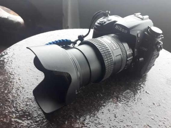 Nikon D7000 Perfecto Estado. (body)