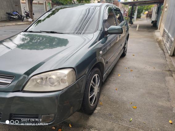 Astra Sedan 2009 2.0 Elegance Flex Power 4p Completo