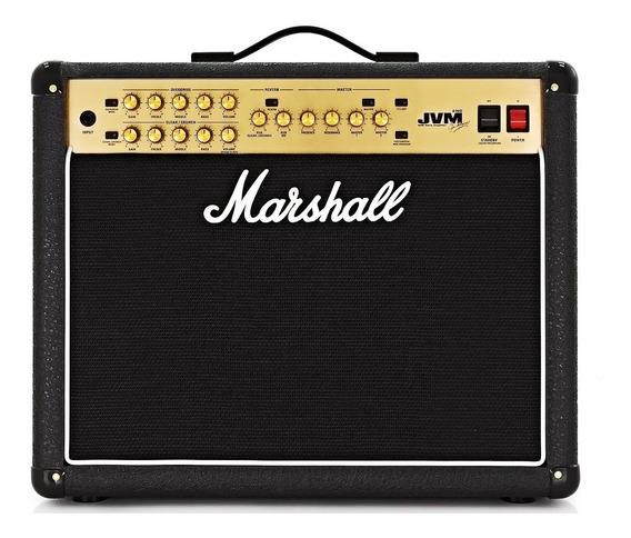 Amplificador De Guitarra Marshall Jvm215c 50w 1x12
