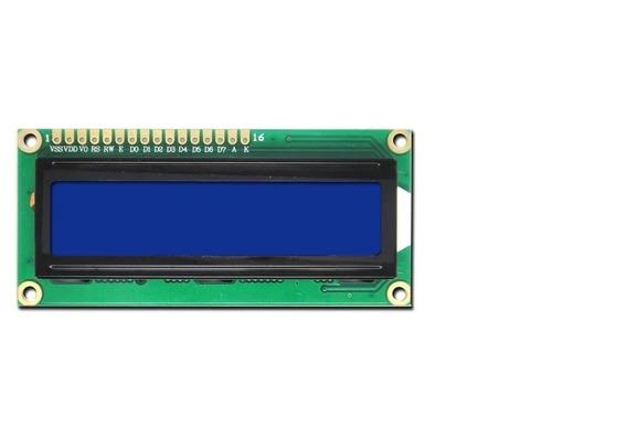 Display Lcd 1602 Azul Kit 100 Pecas