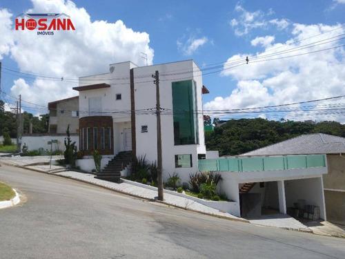 Sobrado Com 3 Dormitórios À Venda, 320 M² Por R$ 1.300.000,00 - Villa Verde - Franco Da Rocha/sp - So1030