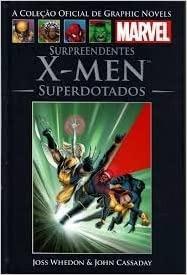 Imagem 1 de 1 de Livro Surpreendentes X-men Superdota Joss Whedon & John