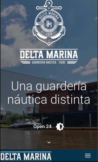 Cama Náutica Delta Marina