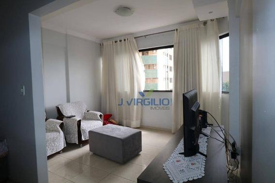 Apartamento Com 4 Quartos À Venda, 110 M² Por R$ 420.000 - Setor Bueno - Goiânia/go - Ap0803