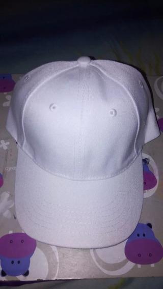 Gorra Blanca Para Sublimar