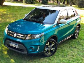 Suzuki Vitara 2016 Glx Extra Full 4x2 Automatica Bicolor