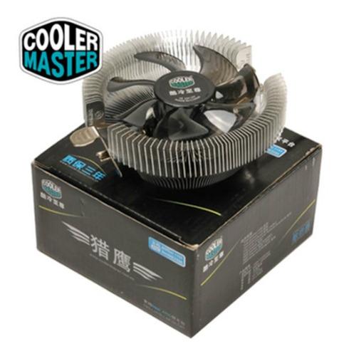 Imagem 1 de 5 de Cooler Cpu Amd / Intel 775 1150 1151 1155 1156 Fm2 Am3 Am2