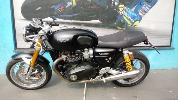 Triumph Truxton Ano 2016 Abs Completa