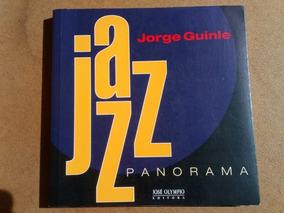 Frete Grátis Livro Jazz Panorama Jorge Guinle