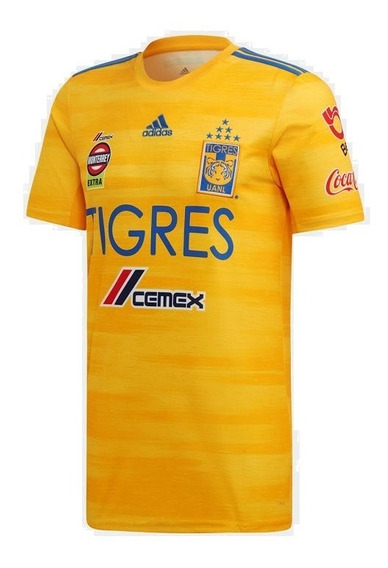 Camisa Tigres Home New - Pronta Entrega
