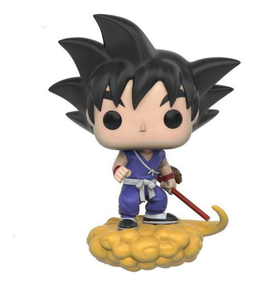 Boneco Funko Pop Anime Dragon Ball Goku & Flying Nimbus 109