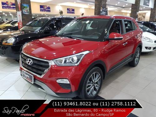 Imagem 1 de 10 de Hyundai Creta Prestige 2.0 16v Flex Aut. Flex 2017