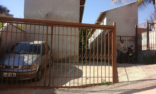 Casa Duplex Com 3 Quartos Para Comprar No Baronesa Em Santa Luzia/mg - 2924