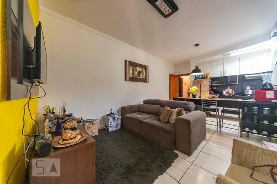 Apartamento No 1º Andar Mobiliado Com 2 Dormitórios E 1 Garagem - Id: 892989151 - 289151