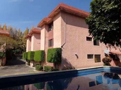 Bonito Departamento En Tlaltenango En Cuernavaca Morelos.