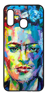 Funda Frida Kahlo Samsung A10 A20 A30 A50 A70 M10 Case Tpu