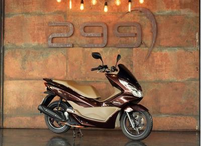 Honda Pcx 150 Dlx - 2018/2018