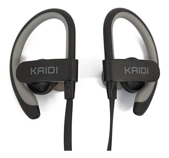 Fone De Ouvido Wireless Sports Sports Kaidi Kd907 - Preto