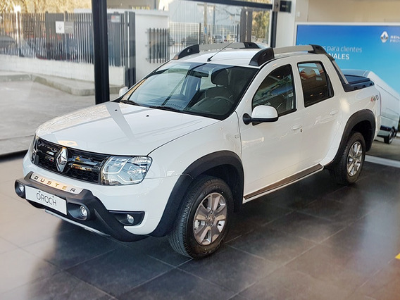 Renault Duster Oroch Outsider Plus 2.0 2019 0km Contado