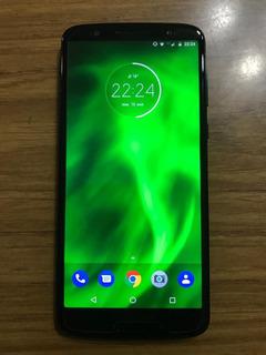 Celular Moto G6 - 32gb, 3gb Ram, Usado