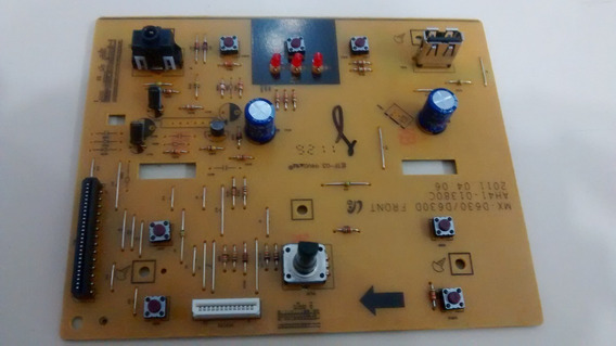 Placa De Funções Micro System Samsung Mx-d630/zd - Original