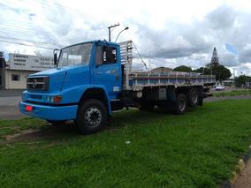 Mercedes-benz Mb 1620 Truck Galego Carroceria Madeira 2000