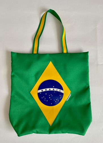Bolsa Bandeira Brasil Gilson Martins