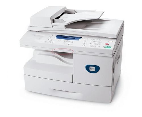 Multifuncion C/vidrio Oficio Copia Imprime Escanea