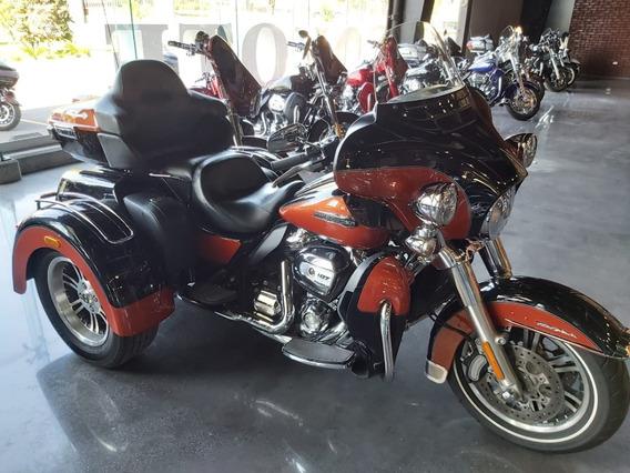 Harley Davidson Tri Glide Ultra 2017 Trike