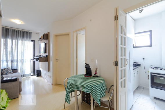 Apartamento À Venda - Moema, 1 Quarto, 35 - S893013954