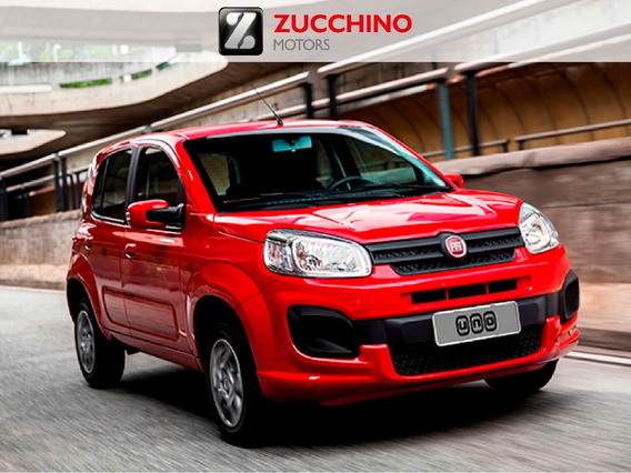 Fiat Uno Attractive 1.4 | 0km 2020 | Zucchino Motors