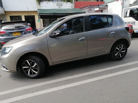 Renault Sandero Exclusive Automático