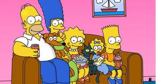 Los Simpsons - Serie Digital-
