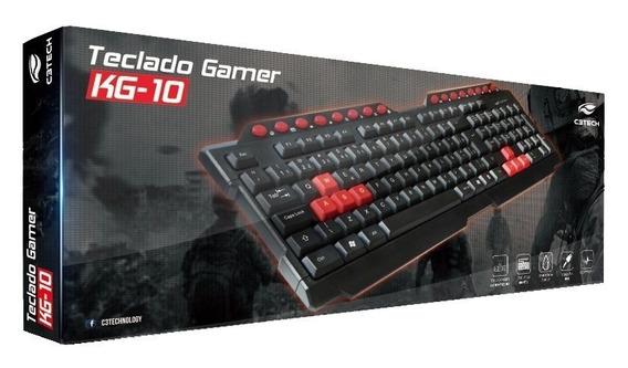 Teclado Gamer Kg-10