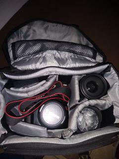 Camara Profesional Canon Rebel T3 Seminueva