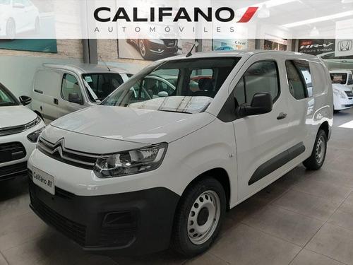 Citroën Berlingo New K9 1.6, 5 Pasajeros, Tasa 0% 2021 0km