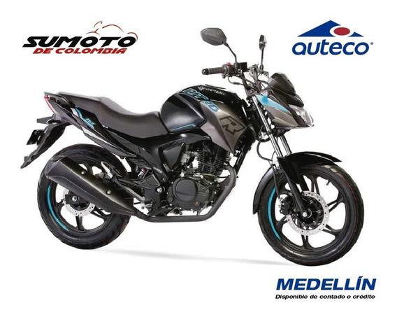 Nueva Victory Nitro 151 R Moto Auteco Nueva A Crédito