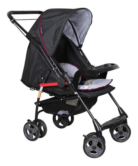 Carrinho Bebê Galzerano Milano 1016 Modelo Reversível Com Nota Fiscal E Garantia De Fábrica 12 Meses