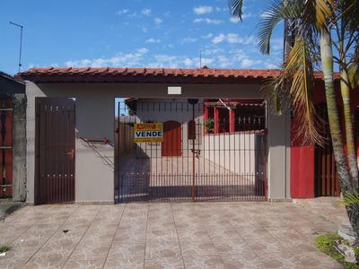 Balneário Itaguaí Casa R$180 Mil Ref:6720 D