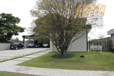 Casa Residencial À Venda, Condominio Porto Atibaia, Atibaia. - Ca0883