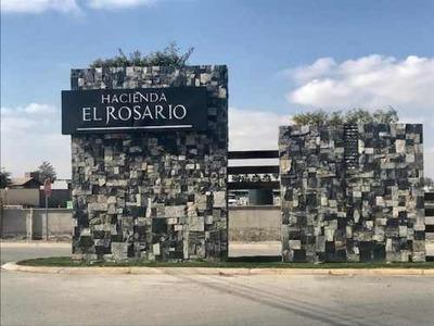 Terreno En Venta En Hacienda El Rosario, Torreón