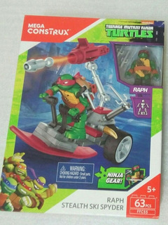 Turtles Mega Construx