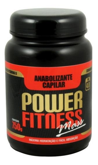 Floractive Anabolizante Capilar Power Fitness Mass 750g Flo